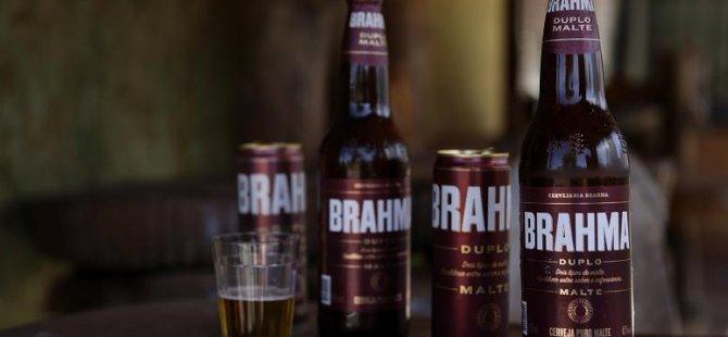 Dinlerarası koalisyon Hindu dininde yaratılışın tanrısı Brahma adıyla satılan biraya karşı