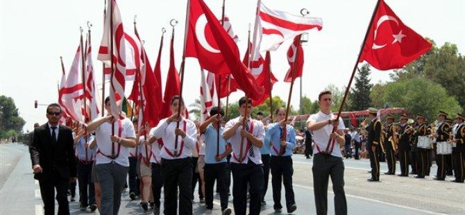 20 Temmuz Barış ve Özgürlük Bayramı Kutlanıyor