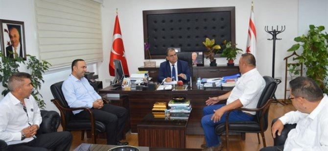 """Sucuoğlu: """"Bakanlık pandemi sürecinde ciddi sorumluluk üstlendi"""""""