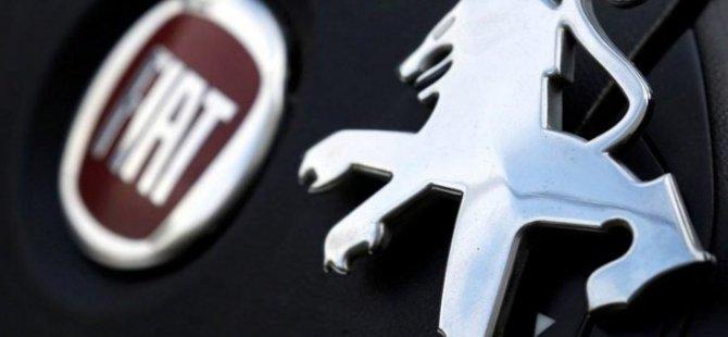 Fiat ve Peugeot birleşti adı 'Stellantis' oldu
