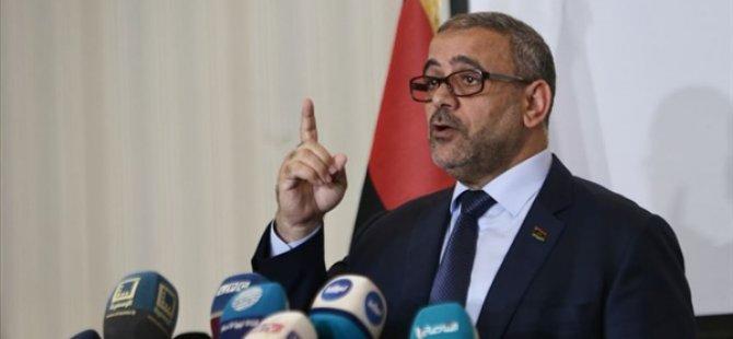 """Libya: """"Sisi'nin açıklamaları iç işlerimize apaçık müdahaledir"""""""