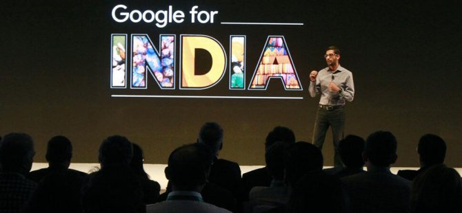 Google'ın Hindistan'a yatırımının yarısı ülkenin en zengin kişisinin şirketine harcanacak