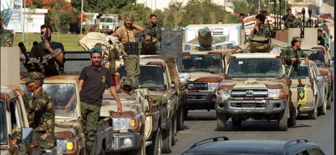 """BM: """"Libya'da Krizin Taraflarına Mesajımız Net; Askeri Çözüme Yer Yok"""""""