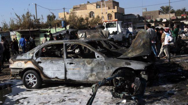 Irak'ta yine bombalar patladı, en az 11 ölü