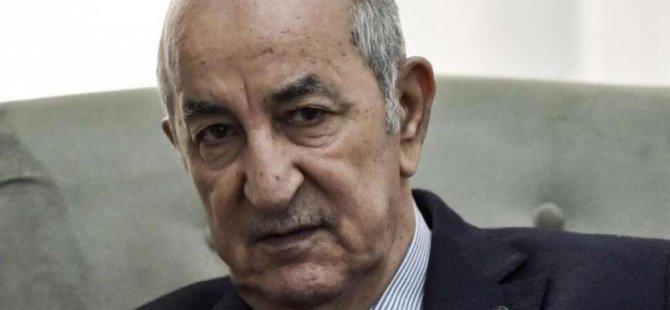Cezayir'den Libya krizine çözüm için yeni bir girişim sinyali