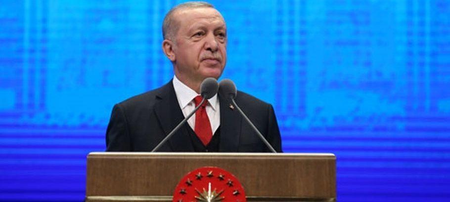 """Erdoğan, """"Akdeniz'de gerginliği artıran Rum ve Yunan zihniyetidir"""""""