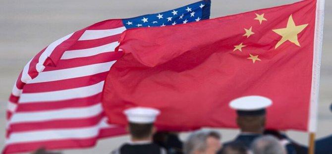 ABD, Çin konsolosluğuna baskın yaptı