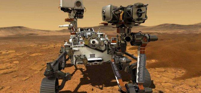 600 bin yıl önce Mars'tan gelen göktaşı evine dönüyor