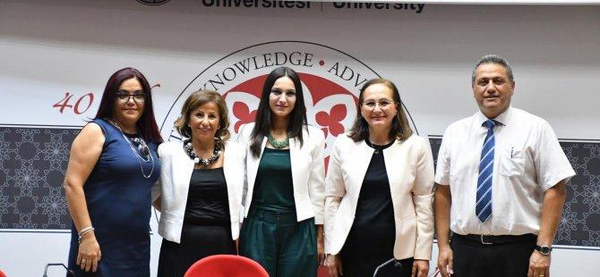 DAÜ Prof. Dr. Refia Selma Görgülü İçin veda töreni düzenledi