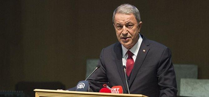 Akar: Önümüzdeki günlerde Ankara'da Yunan komşularımızla bir toplantı yapmayı bekliyoruz