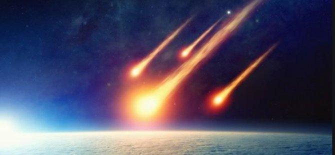 İki Hintli kız çocuğu Dünya'ya yaklaşan bir asteroit keşfetti