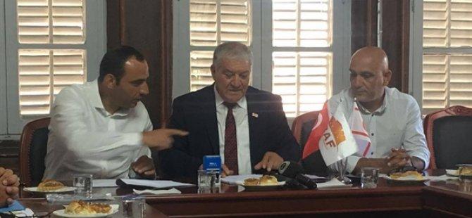 Gazi BAF Şehitler Anıtı'nın İhale Sözleşmesi İmzalandı