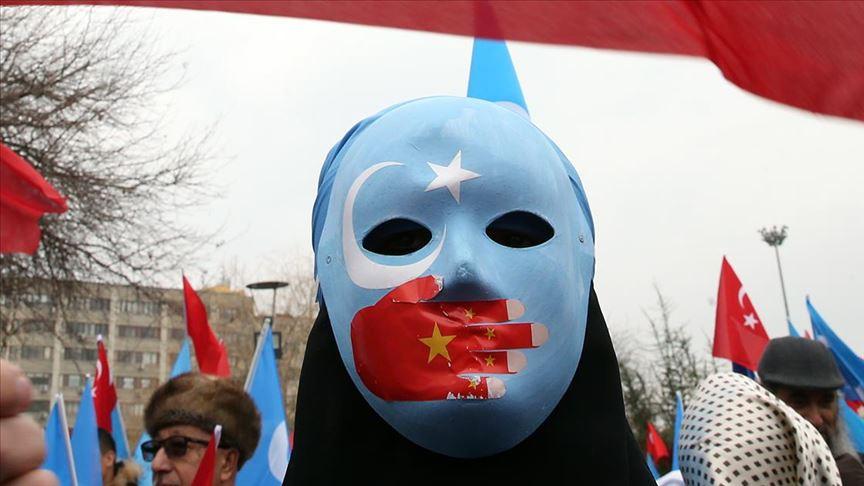 ABD'den Çin hükümeti kuruluşu ve yetkililerine Uygur yaptırımı