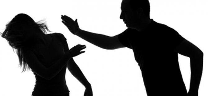 Lefkoşa'da kadına şiddet