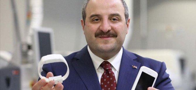 Türkiye'de Milli Elektronik Kelepçe Eylülde Adalet Bakanlığına Teslim Edilecek