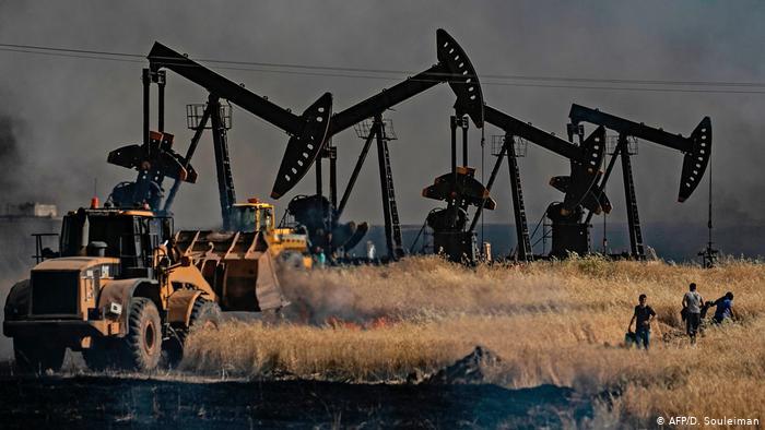 Ankara'dan SDG'nin petrol anlaşmasına tepki