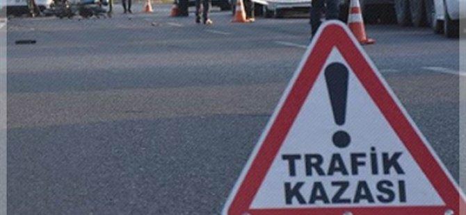 Kazalarda Bir Haftalık Bilanço: 1 Ölü, 24 Yaralı