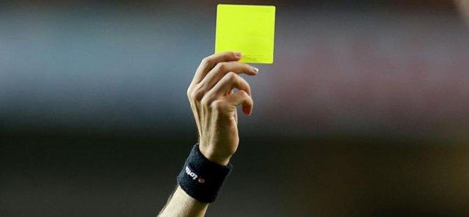 İngiltere'de bilerek öksüren futbolcu kart görecek