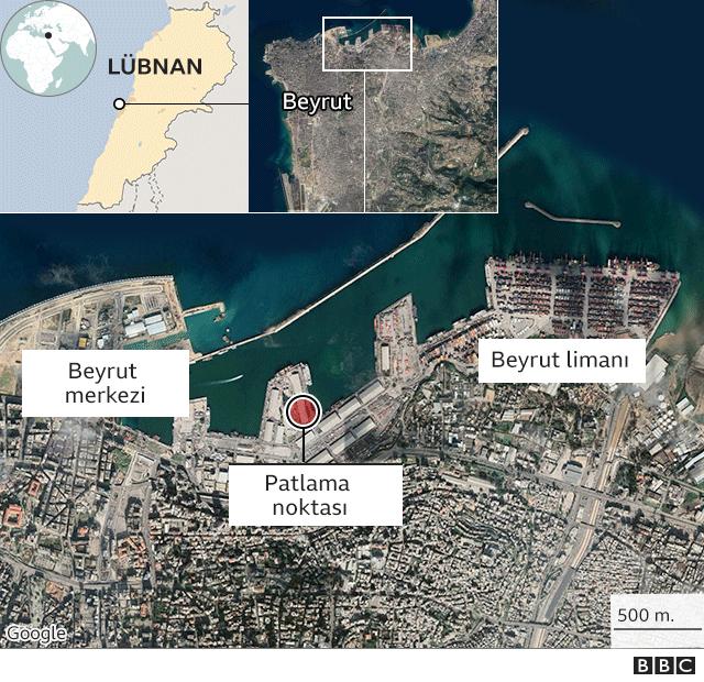 Lübnan acı bilanço ortaya çıkıyor... Onlarca ölü yüzlerce yaralı var