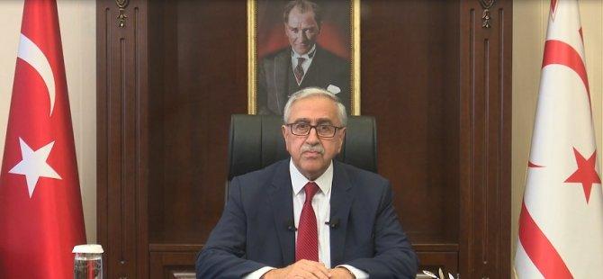 Cumhurbaşkanı Akıncı'dan Lübnan'a taziye mesajı