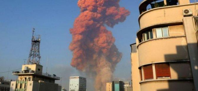 Beyrut'taki patlama nedeniyle hayatını kaybedenlerin sayısı 113'e yükseldi