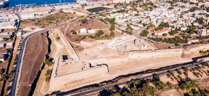 Mağusa'daki tarihi eserlere yönelik projeler durduruldu