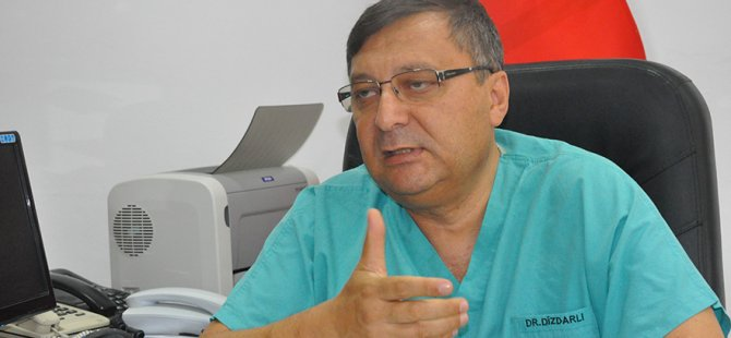 Dizdarlı: Pilli'nin Hekimlerin Ana Örgütüne Küsme Lüksü Yoktur