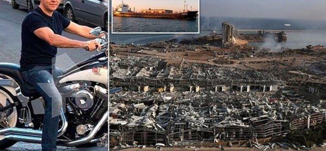 Beyrut'taki Patlamaya Sebep Olan Geminin Rus Sahibi Güney Kıbrıs'ta Sorguya Alındı