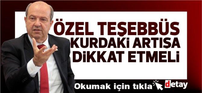 """Tatar: """"Özel teşebbüs dövizdeki yükselişi dikkate almalı"""""""