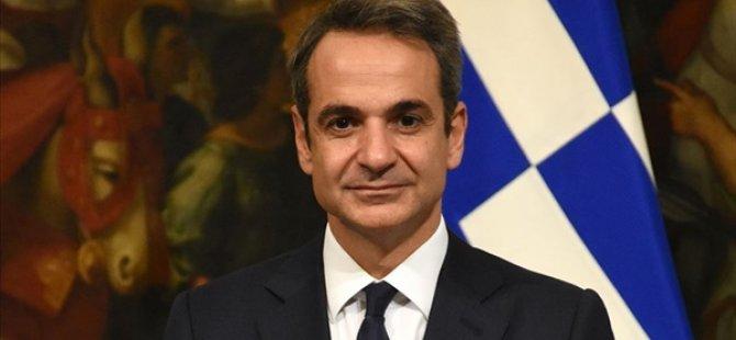 """Yunanistan Başbakanı Miçotakis: """"mısır ile yaptığımız anlaşma meşru"""""""