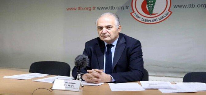 """Türk Tabipleri Birliği'nden KKTC'ye övgü:""""Pandemi yönetiminde örneksiniz; Biz de ibretle izliyoruz"""""""
