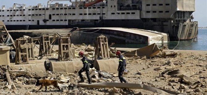 Lübnan Enerjı Bakanlığı: Zuk Bölgesındekı Elektrık Santralınde Hıdrojen Depolanmıyor