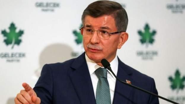 Davutoğlu: Görevimiz bir bakanı korumak değil, Türk Lirası'nı korumak