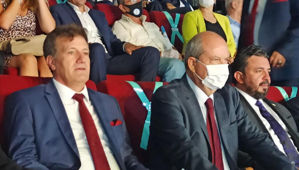 YDP Kurultayı başladı... Tatar'a yoğun ilgi...