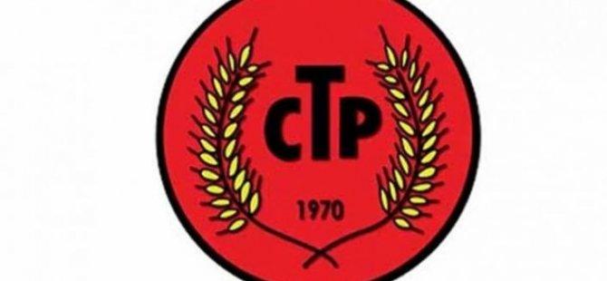 CTP Mağusa Belediye Meclis Grubu'ndan Açıklama…