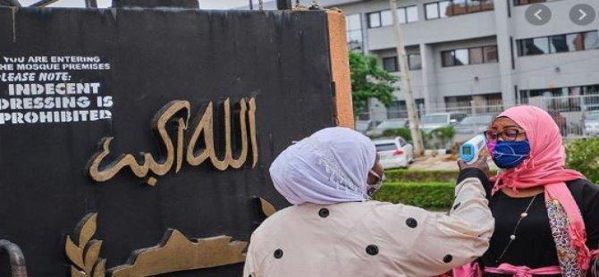 Nijerya'da Kovid-19 Vaka Sayısı 46 Bini Aştı