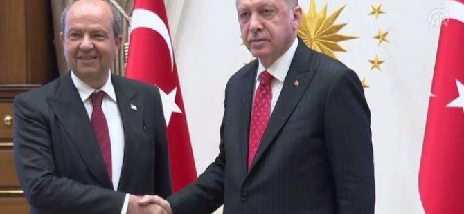 "Başbakan Tatar: ""Ankara'dan somut sonuçlarla döndüm..."