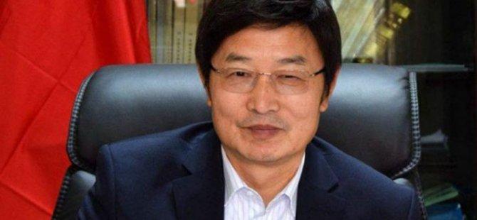"""Huang Xıngyuan: """"Tek Çin ve Tek Kıbrıs Politikası Tezimizdir"""""""