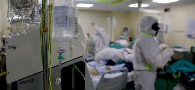 Türkiye'de koronavirüs nedeniyle 68 kişi hayatını kaybetti: Bugünkü vaka sayısı 1538