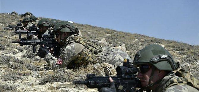 Azeri ve Türk özel kuvvetlerinden ortak tatbikat kapsamında taarruz