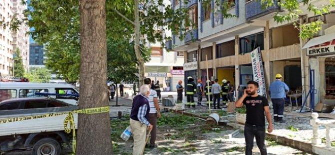 Konya'da iş yerinde doğal gaz patlaması! (Gelişme)