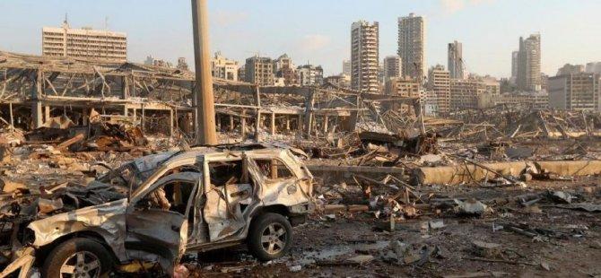 Lübnan'daki gösterilerde yaralı sayısının 700'ü aştığı bildirildi.