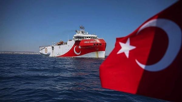 """Kıbrıs Rum Kesimi Ve Yunanistan'da """"Oruç Reis"""" Telaşı"""