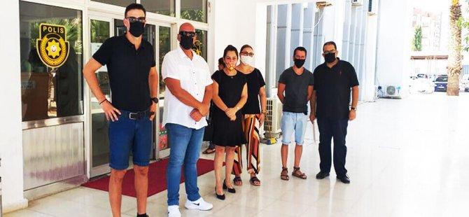 """CTP Gazimağusa Belediye Meclis üyelerinden polise """"sahte toplantı tutanağı"""" şikayeti"""