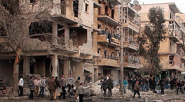 Suriye'deki saldırılarda 78 kişi öldü