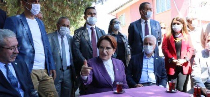 Akşener'den Bahçeli'nin çağrısına: Gerekirse politikayı bırakıp eve dönerim