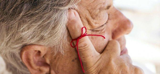 Alzheimer'ı 20 yıl önce öngören test geliştirildi