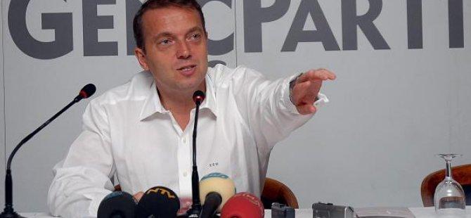Cem Uzan: Genç Parti mutlaka bir ittifakın içinde yer alacak