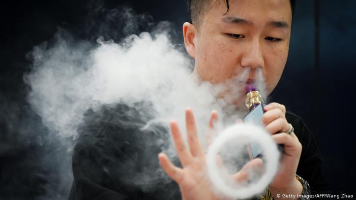 E-sigaralar corona riskini arttırıyor