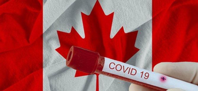 Kanada'da Kovid-19'dan Ölenlerin Sayısı 9 Bini Geçti